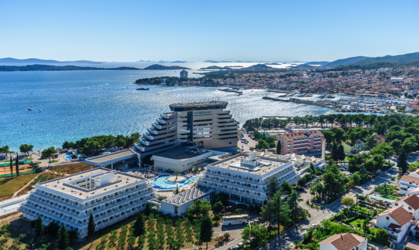 Hotels Tourist Board Vodice